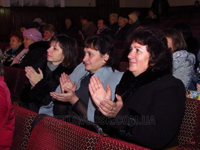 Вітання з нагоди професійного свята приймали соціальні працівники Світловодська