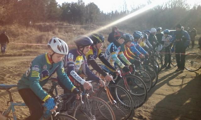 Сезон велоспорта-2014 закрыт на Чемпионате Украины в Кировограде