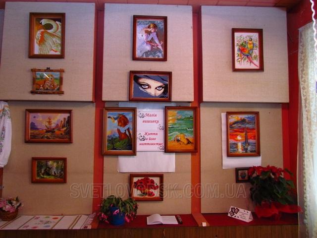 У Cвітловодському краєзнавчому музеї відкрито виставку творчих робіт Вікторії Кохно