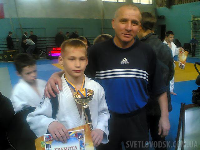Светловодские спортсмены — чемпионы Всеукраинского турнира по дзюдо