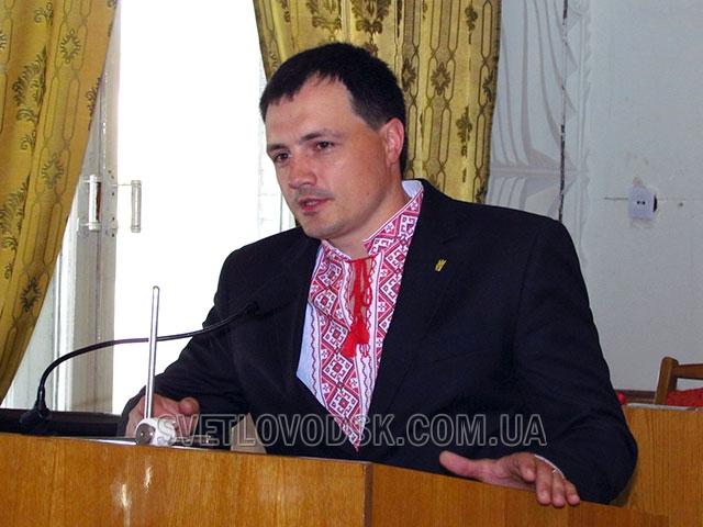 Голові Світловодської РДА — Руслану Степурі депутати райради висловили недовіру