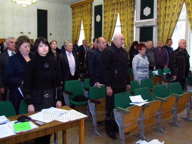 Відтепер депутатські запити будуть розглядатися на початку сесій Світловодської міської ради