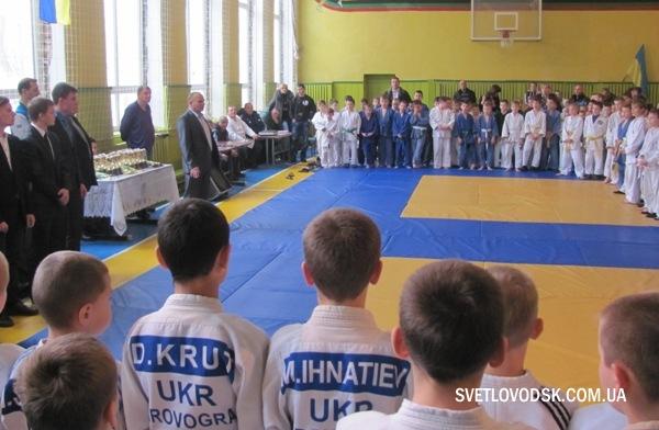 Чотири золоті медалі здобули світловодські дзюдоїсти