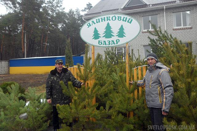 Ялинковий базар відкрито у Світловодську