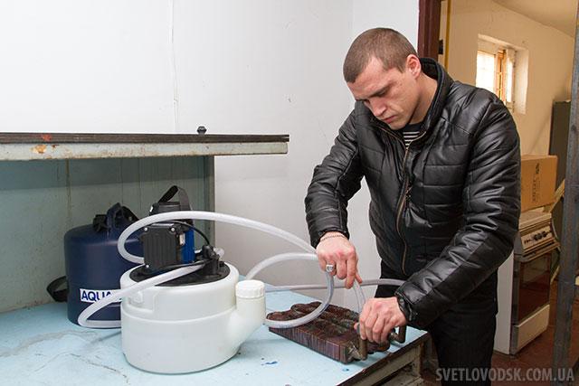 Промивка теплообмінника — запорука довготривалої роботи водонагрівачів