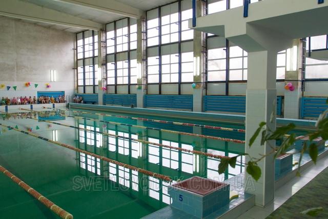 У Світловодському міському плавальному басейні відкрито новий сезон (ОНОВЛЕНО)