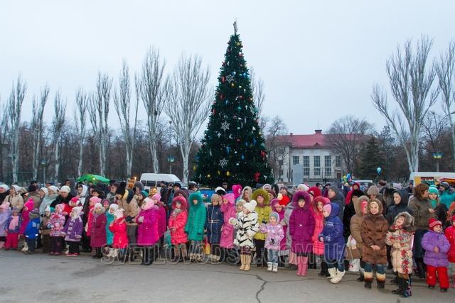 Відкриття Новорічної ялинки-2015 (ОНОВЛЕНО)