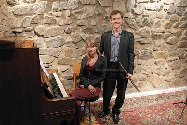 Концерт камерної музики відбувся у Світловодській музичній школі
