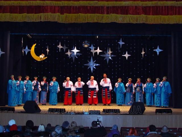 Світловодські вокальні ансамблі «Голубка» та «Явір» подарували глядачам яскраве свято української пісні