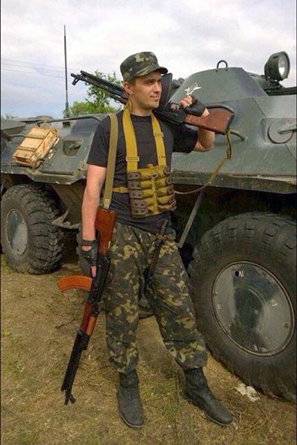 До Світловодська надійшла інформація, що в зоні АТО загинув житель міста Андрій Ільїн