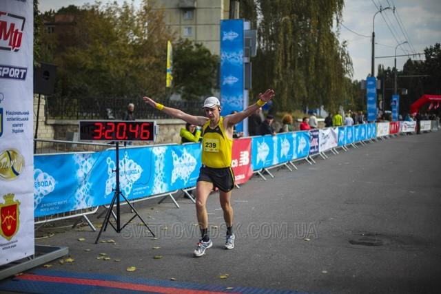Віталій Іщенко: «Ні дня без тренувань!»