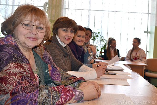 «Майдану віщий грім» — конкурс читців відбувся у Світловодську