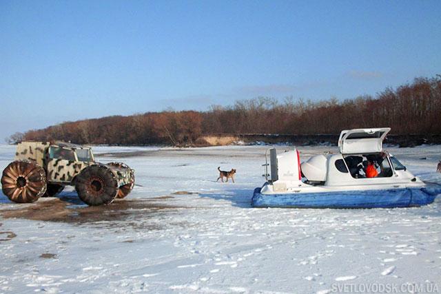 Світловодський район: На Кременчуцькому водосховищі врятовано трьох людей