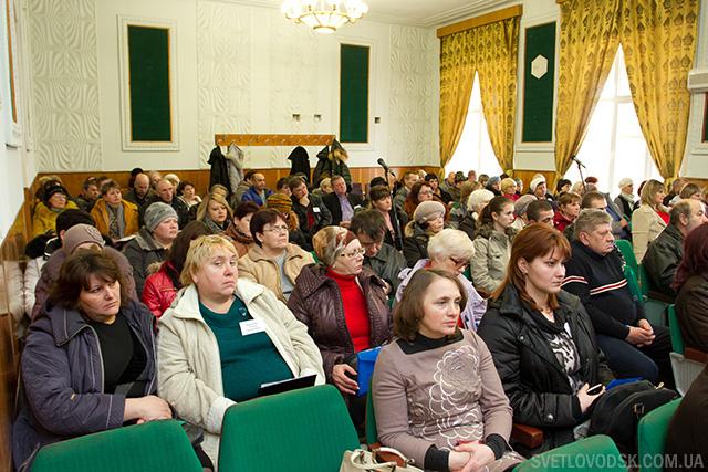Форум громадських організацій міста Світловодська виступив за консолідацію всіх здорових сил