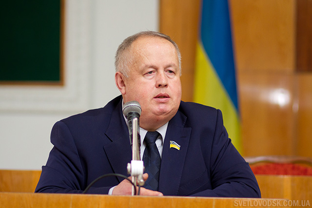 Юрій Котенко — головний лікар Центральної районної лікарні