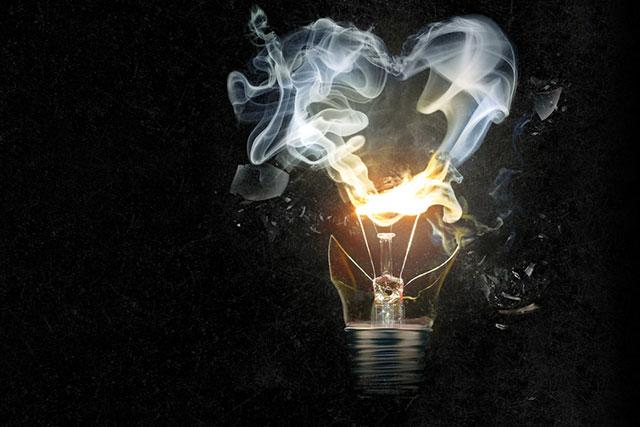 В доме №31 по улице Калинина в Светловодске горели электроприборы