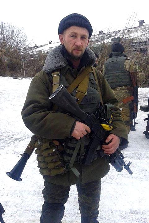 Прощання з Віталієм Іскандаровим відбулося 7 березня у Свердлівці Світловодського району