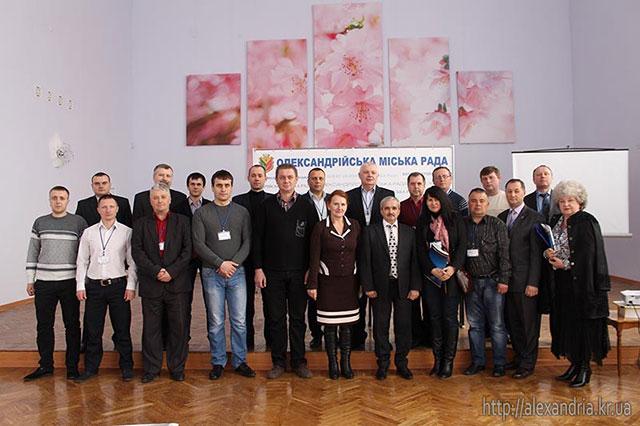 Представники Асоціації міст України знайомилися з передовим досвідом реформування ЖКГ в Олександрії