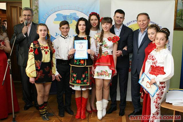 Ольга Пасько та Андрій Зубкін (ліворуч)
