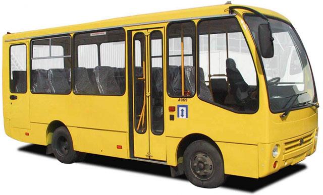 Розклад руху автобусів на поминальний день