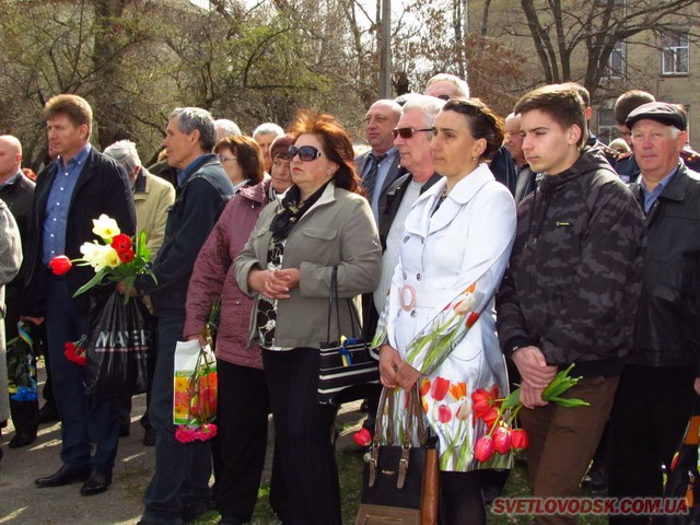 Не вщухає біль Чорнобиля