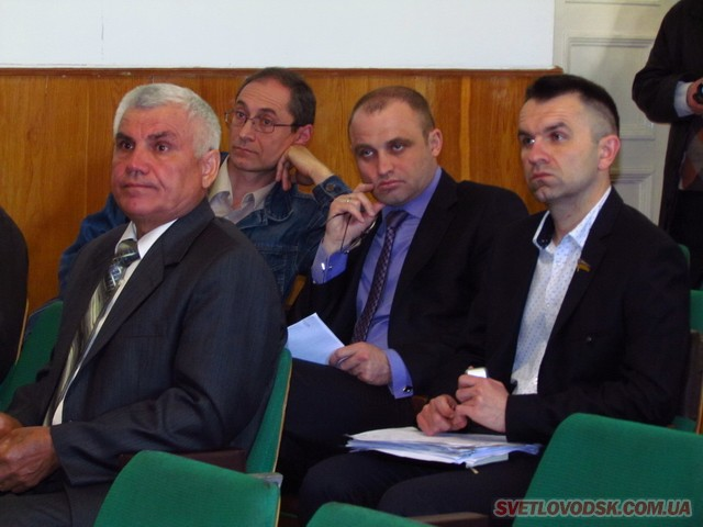 На реалізацію важливих для Світловодська проектів виділять більше 24 мільйонів гривень