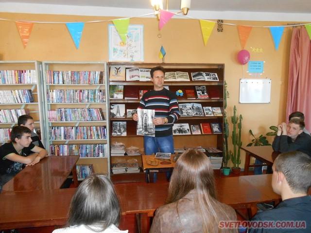 Про нездоланність українців і страшну статистику часів війни розповідав Віктор Сергеєв
