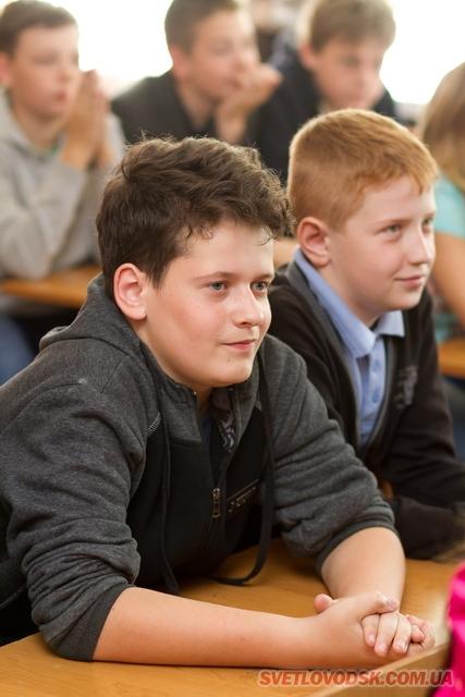 Майстри спорту завітали до учнів власівської школи