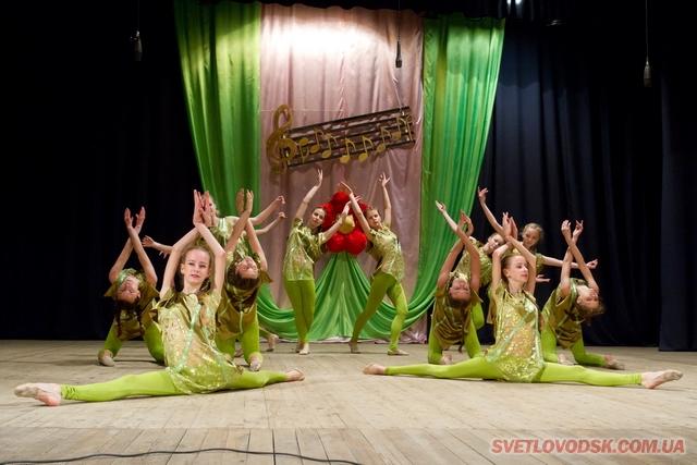 Звітний концерт хореографічних колективів «Водограй» та «Веснянка» школи мистецтв