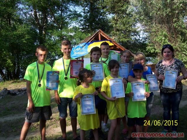 Дитячий Чемпіонат з риболовлі
