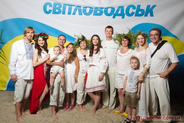 Свято Івана Купала у Світловодську — відроджуємо національні традиції