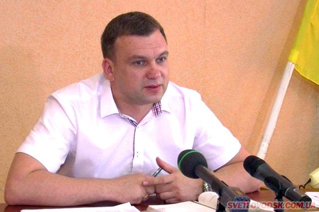 Дмитро Ткачонок — начальник Бердянського міськвідділу внутрішніх справ
