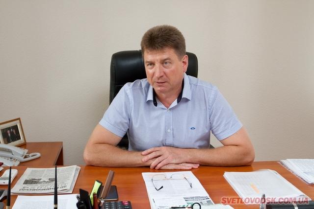 Михайло Литвиненко: «Треба йти в ногу з часом!»