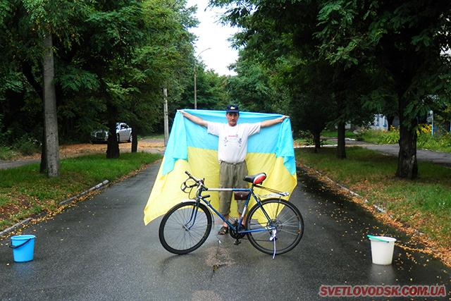 Як велосипедом можна робити кроки по деолігархізації у Світловодську і в Україні
