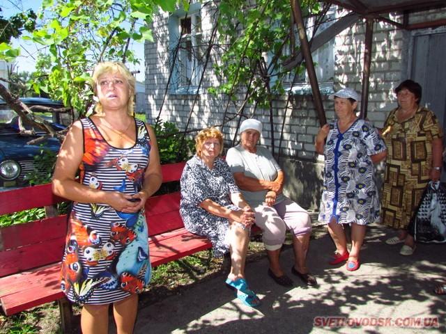 Селище Лісозаводське благає про допомогу
