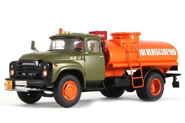 Упродовж місяця ДАІ посилить контроль за перевезенням небезпечних вантажів