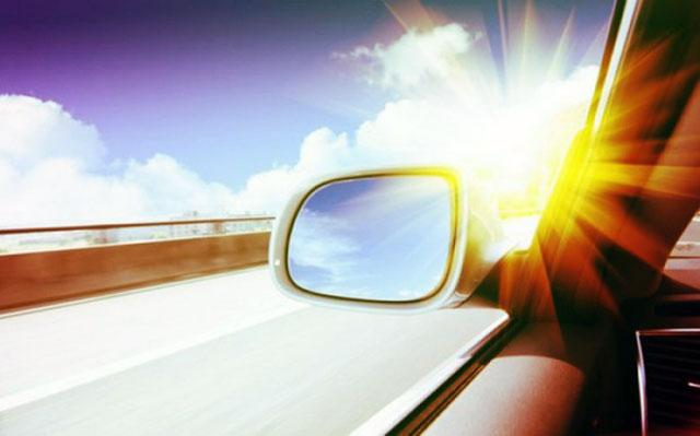 До уваги водіїв! Зверніть увагу — сильна спека!