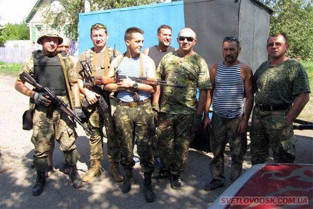 Волонтери Світловодська доставили в зону АТО продукти та необхідні речі