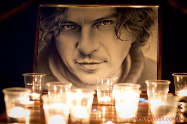 Пам'ять Кузьми Скрябіна вшанували у Світловодську (ОНОВЛЕНО)