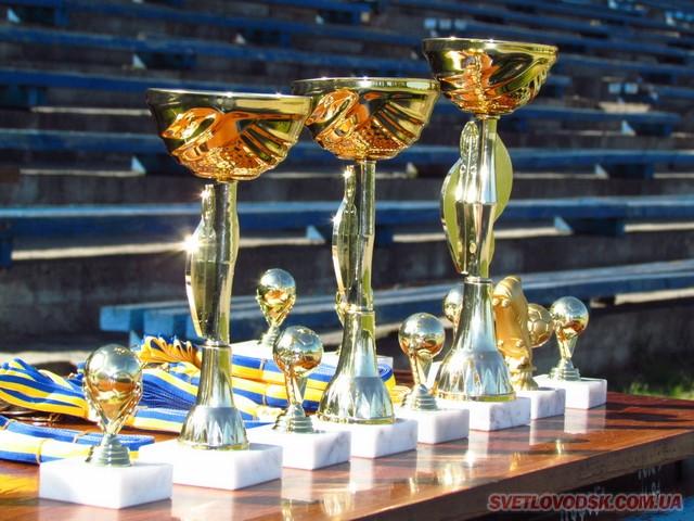 Наша футбольна команда — золотий призер Всеукраїнського турніру
