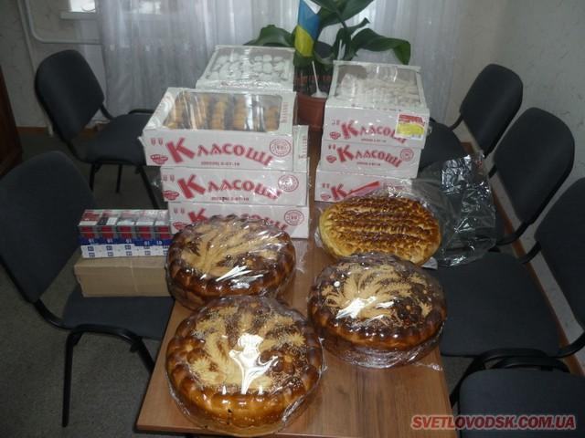 «Мамині пироги» успішно доставлені на передову