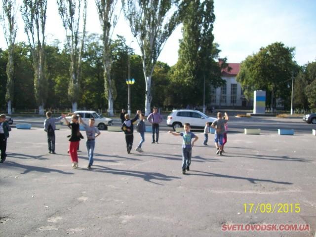 ФОТОФАКТ: Репетиція до міського заходу