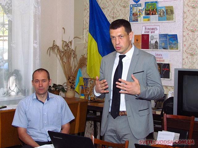 Громадському бюджету бути — переконані Костянтин Каспров і Сергій Філоненко