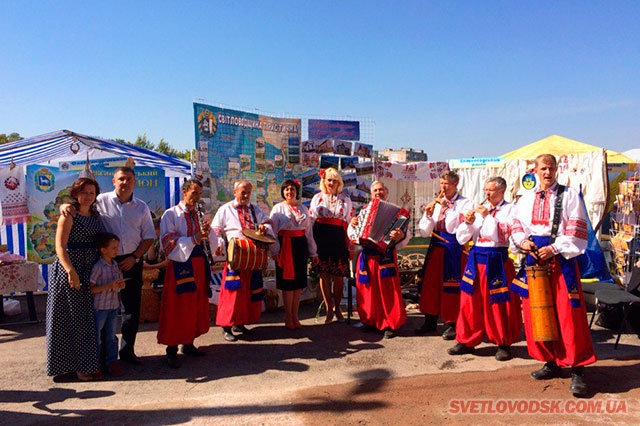 Світловодський район — переможець Центрально-українського музейно-туристичного фестивалю