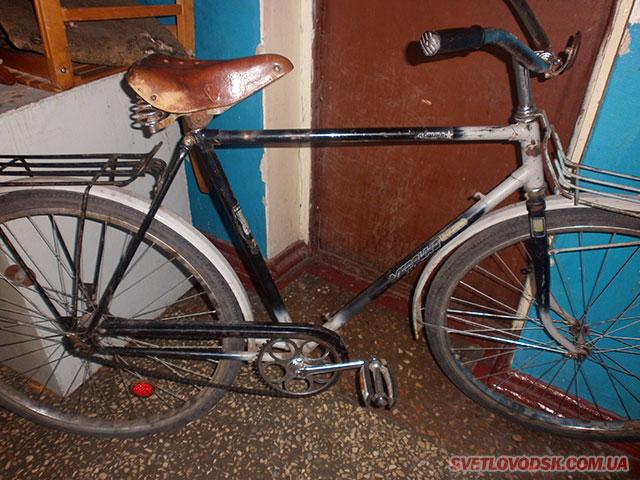Серійного крадія велосипедів встановили світловодські правоохоронці