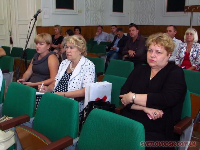 Субвенцію і дотацію з держбюджету розподілили, Власівську амбулаторію реорганізували на сесії міської ради