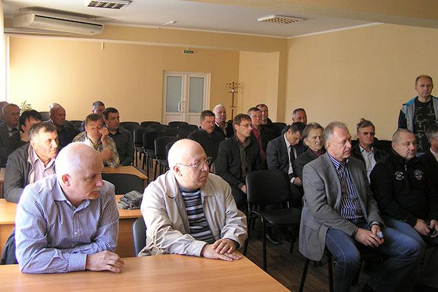 Ділові кола міста підтримали кандидатуру Геннадія Френкеля