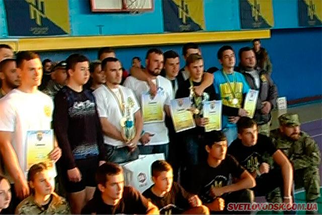 «Сильна нація» — під такою гучною назвою у Світловодську пройшов спортивний турнір
