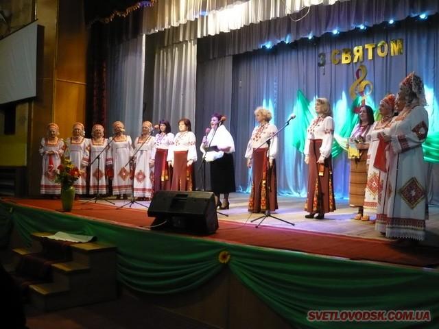 Працівники культури відзначили своє професійне свято
