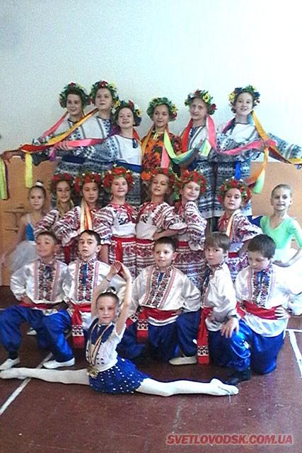Хореографічні колективи школи мистецтв — переможці Чемпіонату центральної України з хореографії